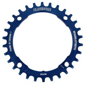 Round Snaggletooth Chainrings