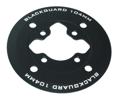 Black Guard inner plate 64mm BCD