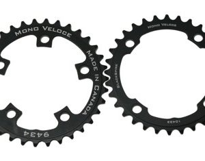 Mono Veloce Single Speed Rings