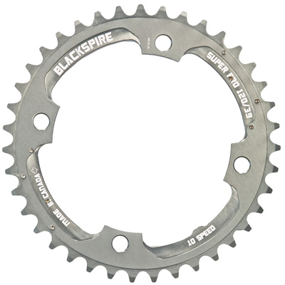 SuperPro 120/80 BCD Chainrings