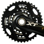 SuperPro M782X 96/64BCD Chainrings