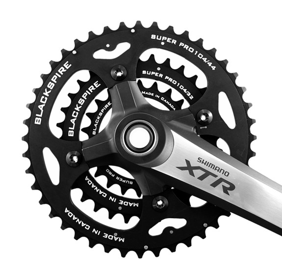 SuperPro M970X Chainrings