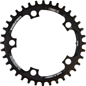 SNAGGLETOOTH CX 110BCD Chainring