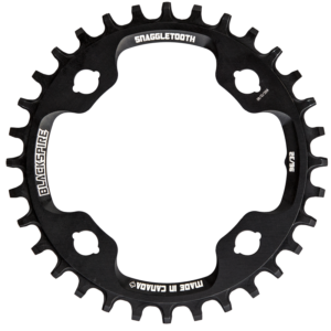 SNAGGLETOOTH 96BCD Chainrings