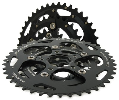 Super Pro Chainrings 94mm BCD