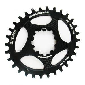 Oval Snaggletooth Narrow/Wide Chainrings