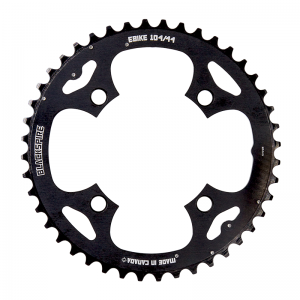 E-Bike Shifting Double & Triple Chainrings